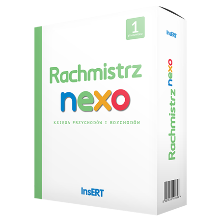 Program Insert Rachmistrz nexo