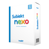 Program Insert Subiekt nexo